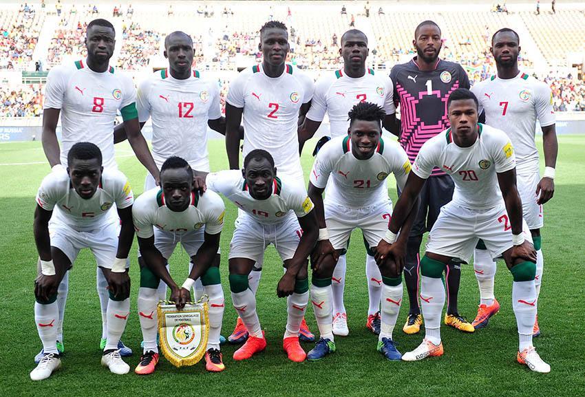 Senegal National Football Team Backgrounds 7