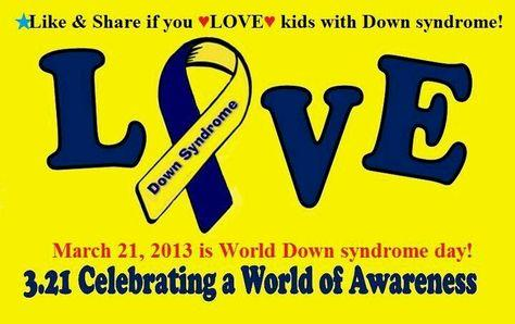 108 best World Down Syndrome Day image