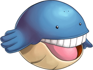 Click Here To See Bigger Size - Shiny Wailmer Pokédex: stats, moves, evolution, locations & other ... - Wailmer HD Wallpapers