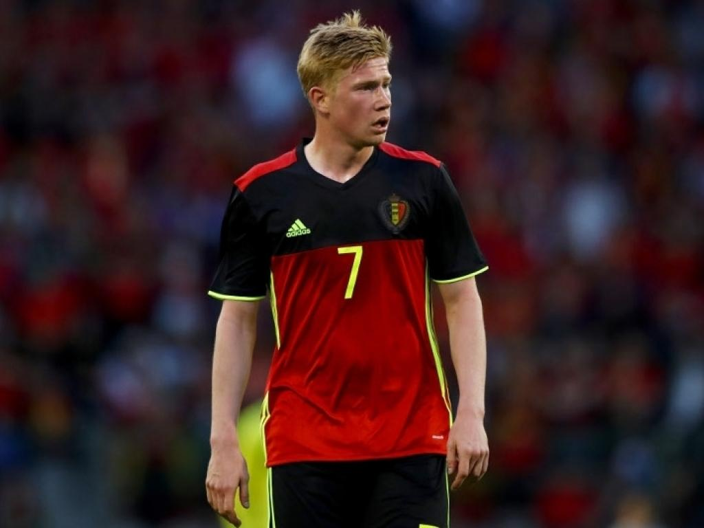 Kevin De Bruyne Belgium Wallpapers
