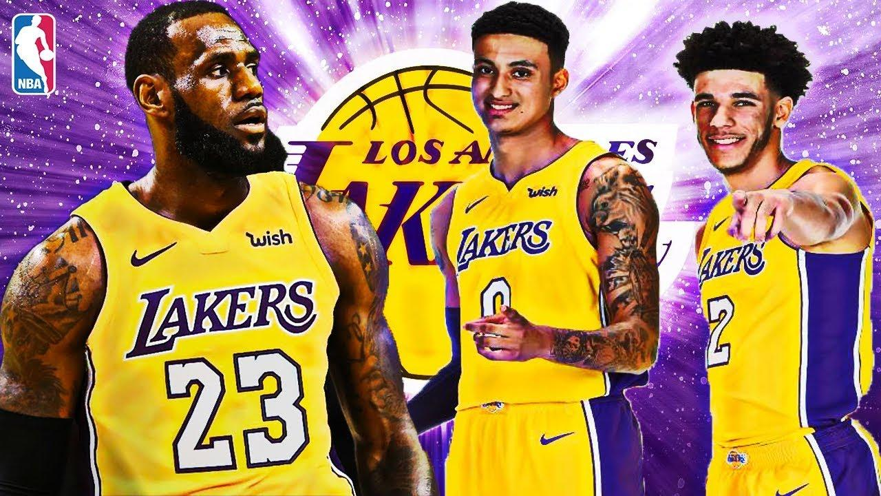 Lebron James Los Angeles Lakers Rebuild