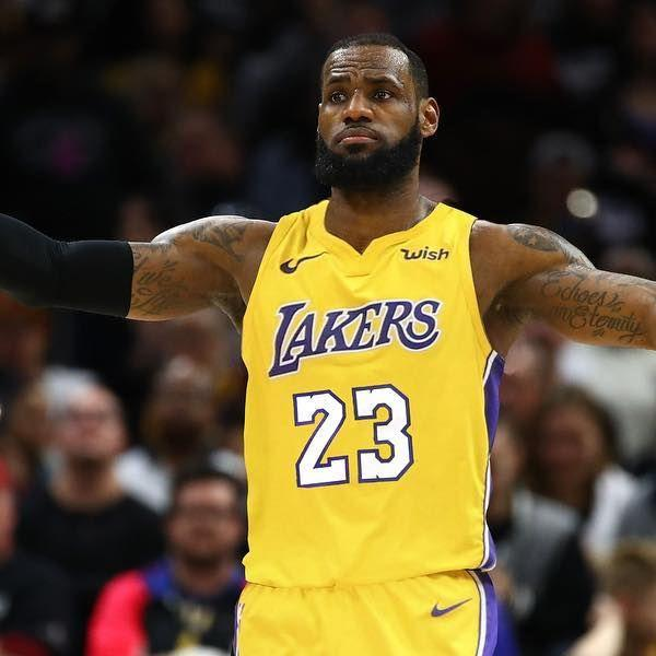LeBron signs a 4yr/$154 million deal with the Lakers