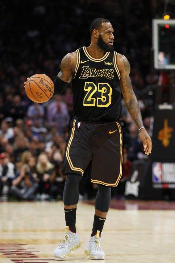 LeBron James Los Angeles Lakers