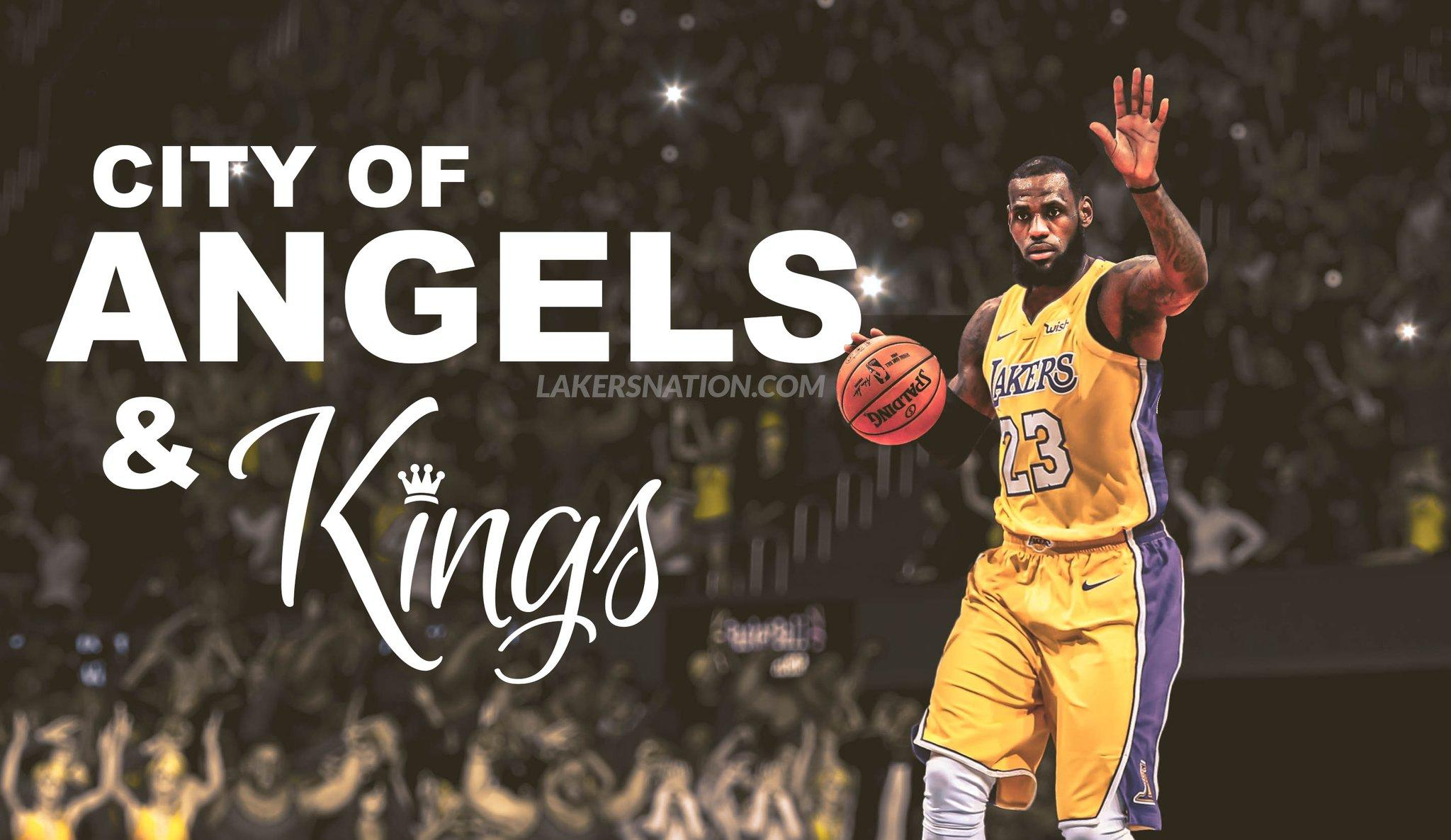 King to Los Angeles Lakers