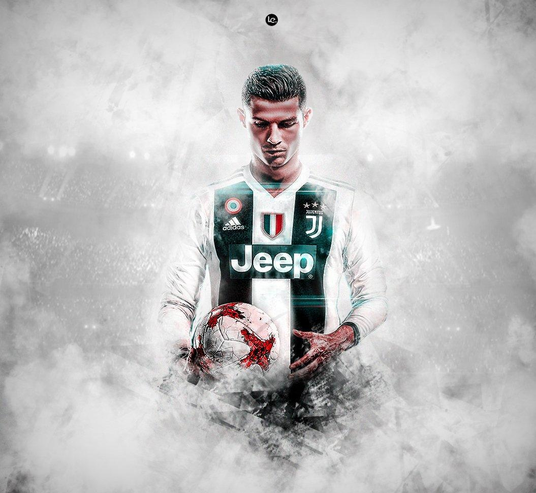 Wallpaper Ronaldo Keren Di Juventus Hd Football