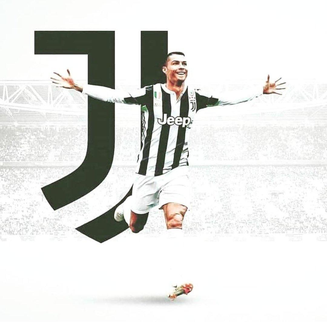 Ronaldo welcome Juventus