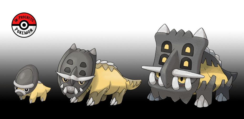 410 - 411 Shieldon Line by InProgressPokemon ... - 410 - 411 Shieldon Line by InProgressPokemon on DeviantArt - Shieldon HD Wallpapers