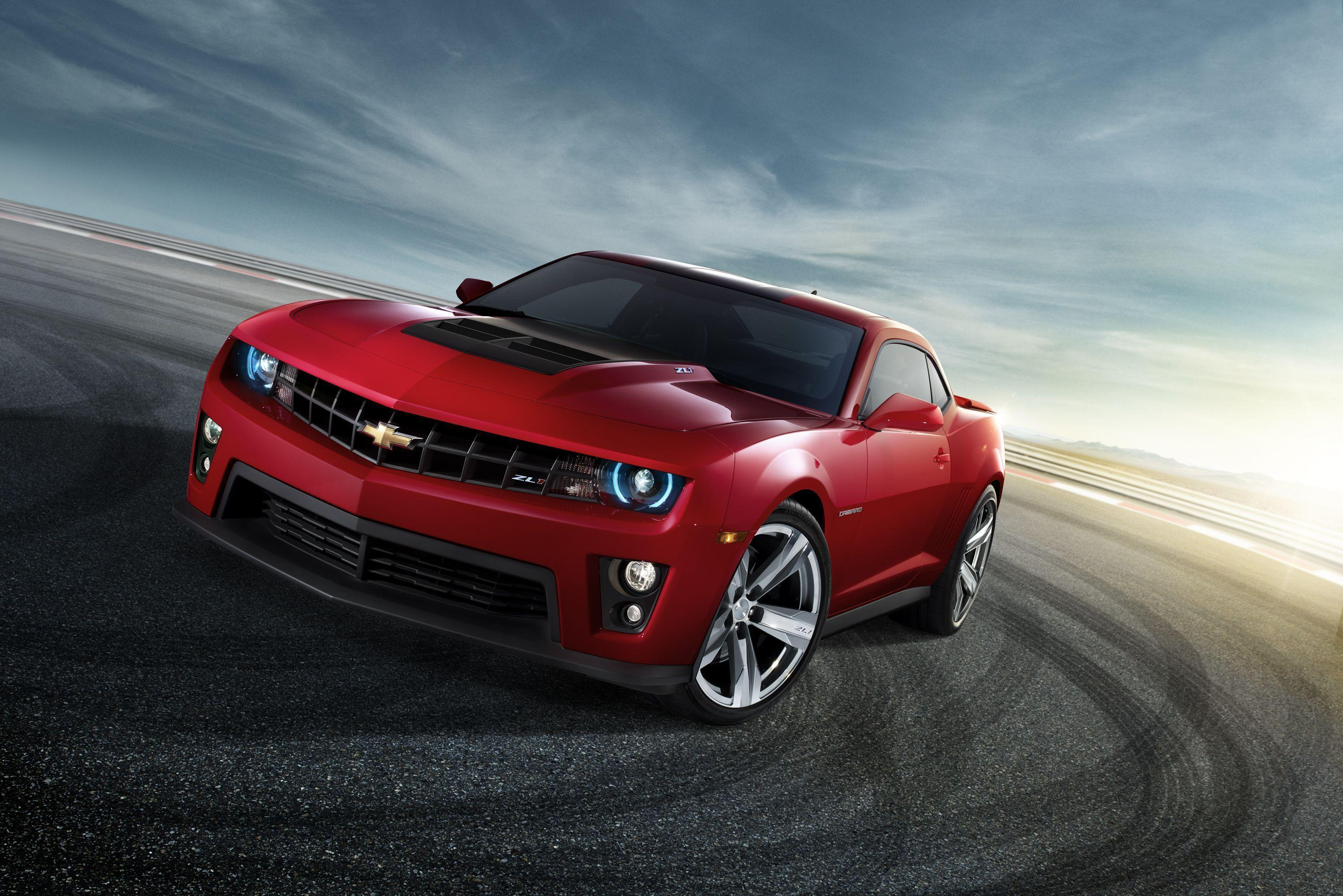 2012 Camaro ZL1 Wallpapers