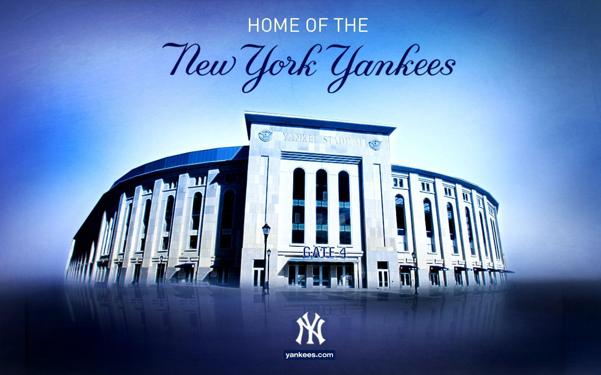 New York Yankees Backgrounds Wallpaper Cave