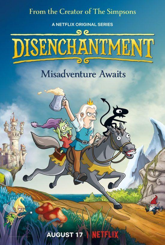 Disenchantment gets a new trailer | Live for Films - Disenchantment gets a new trailer | Live for Films | LFF Images ... - Disenchantment Wallpapers