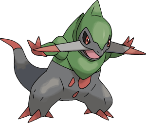 Shiny Fraxure Pokédex: stats, moves, evolution, locations & other forms |  Pokémon Database | PokemonPets - Shiny Fraxure Pokédex: stats, moves, evolution, locations & other ... - Fraxure HD Wallpapers