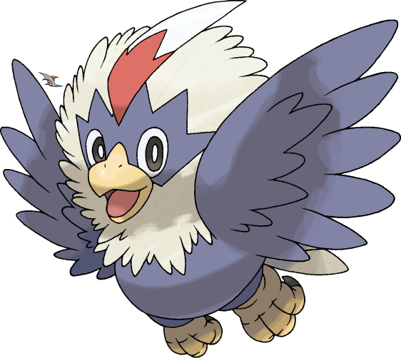 Rufflet by Xous54 ... - Rufflet by Xous54 on DeviantArt - Rufflet HD Wallpapers