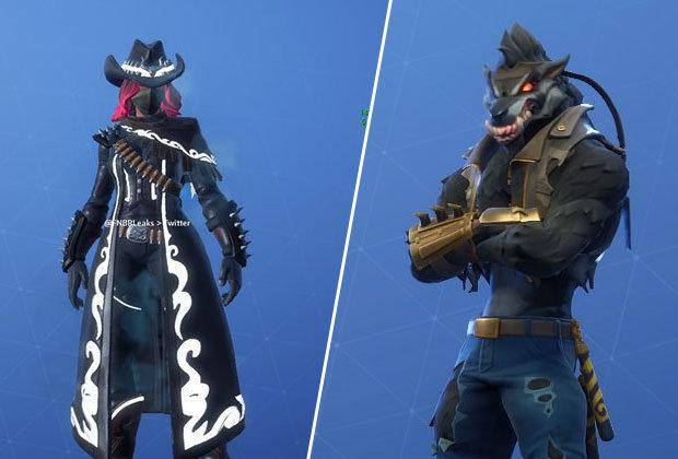 Fortnite Calamity, Dire skin: How to unlock legendary outfits, get new styles and