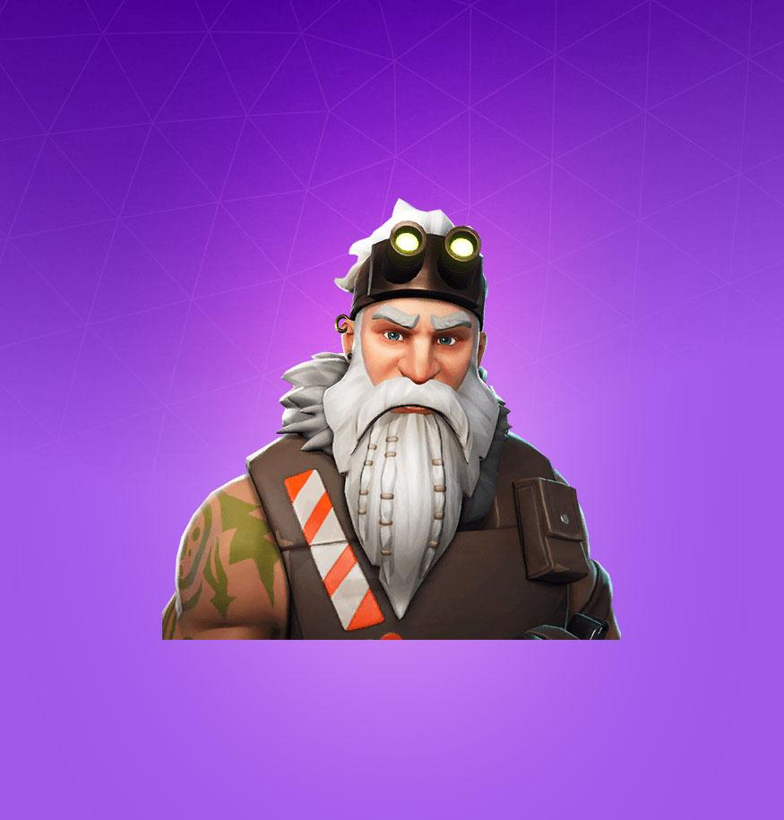Sgt. Winter Fortnite wallpapers