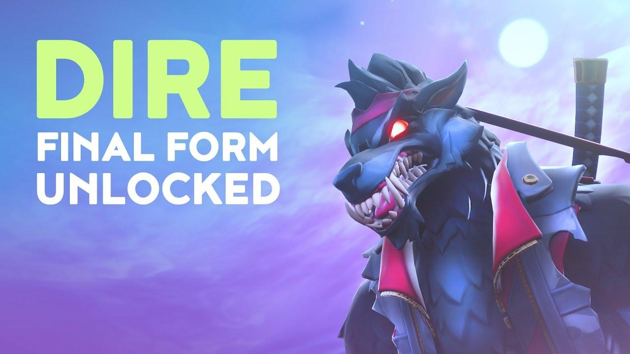 Dire Fortnite wallpapers