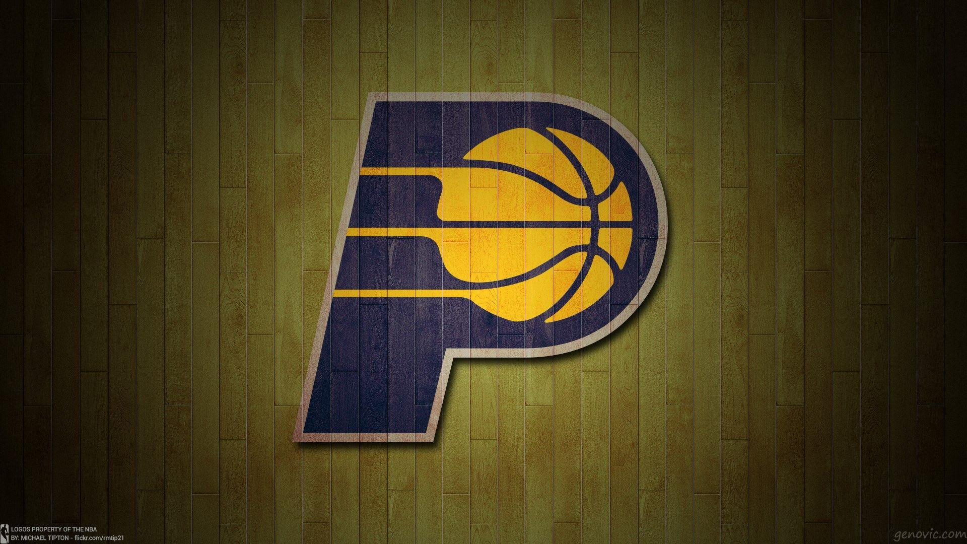Indiana Pacers Basketball Team Logo Wallpapers HD / Desktop and ...