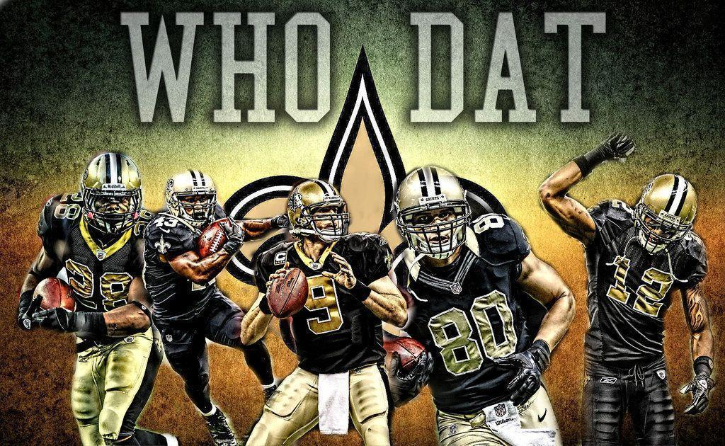New Orleans Saints Wallpapers 2014