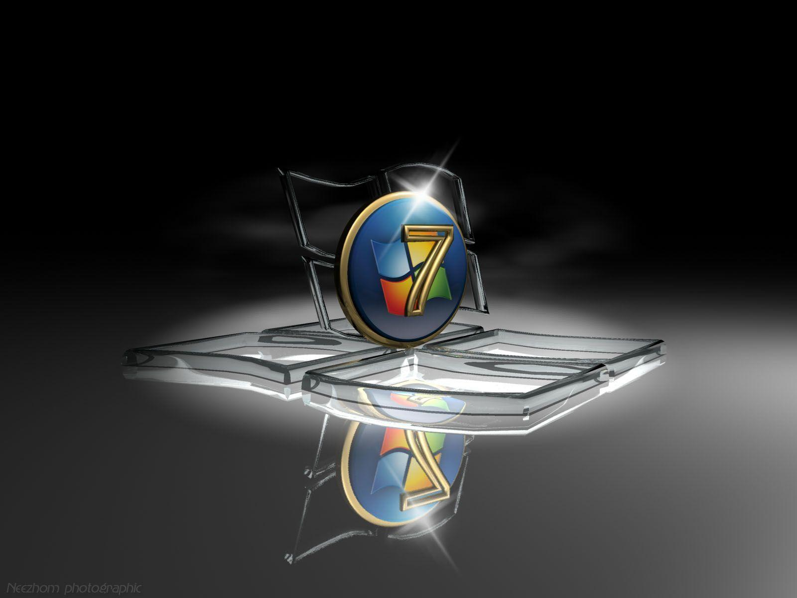 Wallpapers For > 3d PC Wallpapers Windows 7