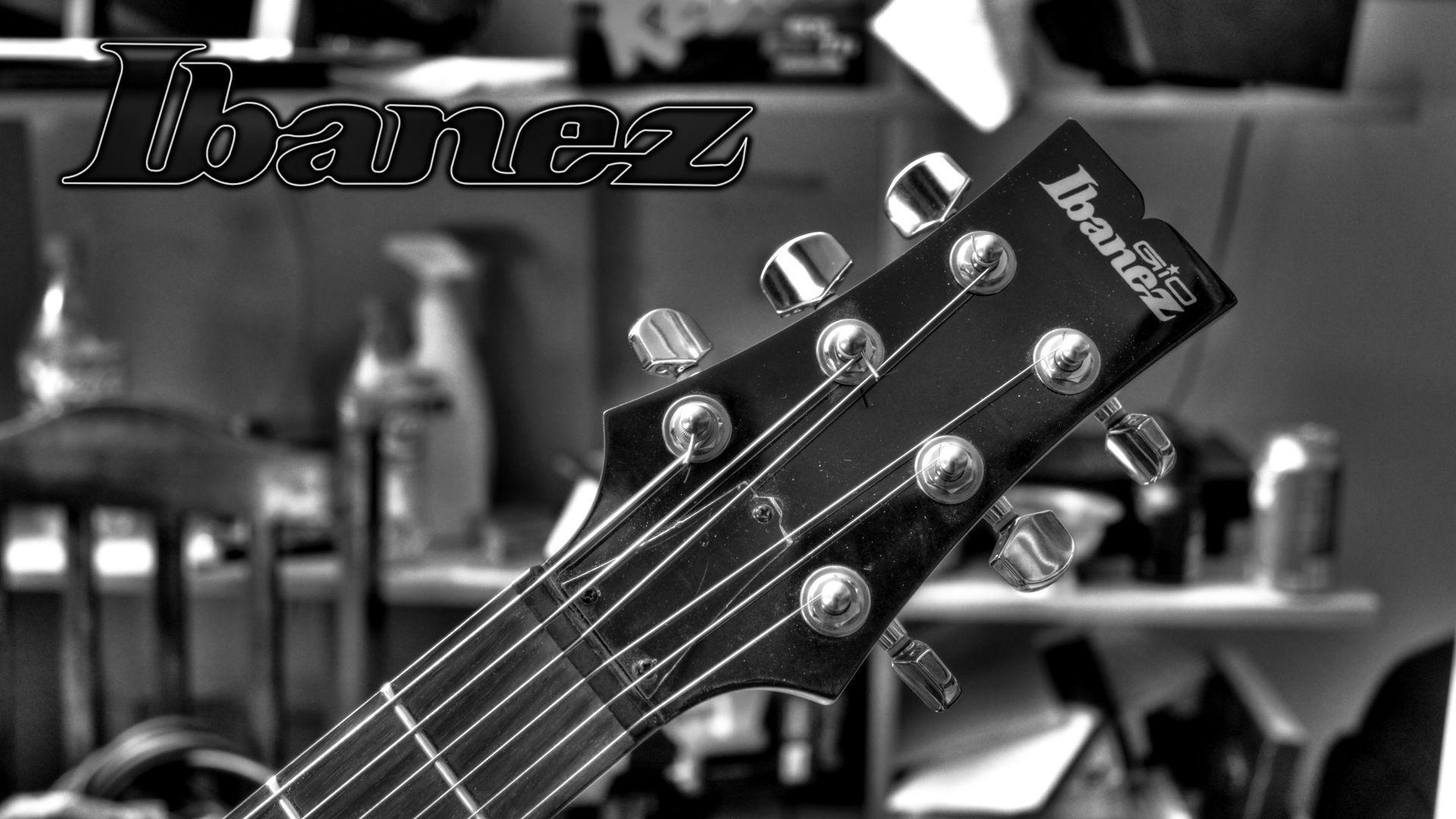 ibanez bass guitar wallpaperon -#main