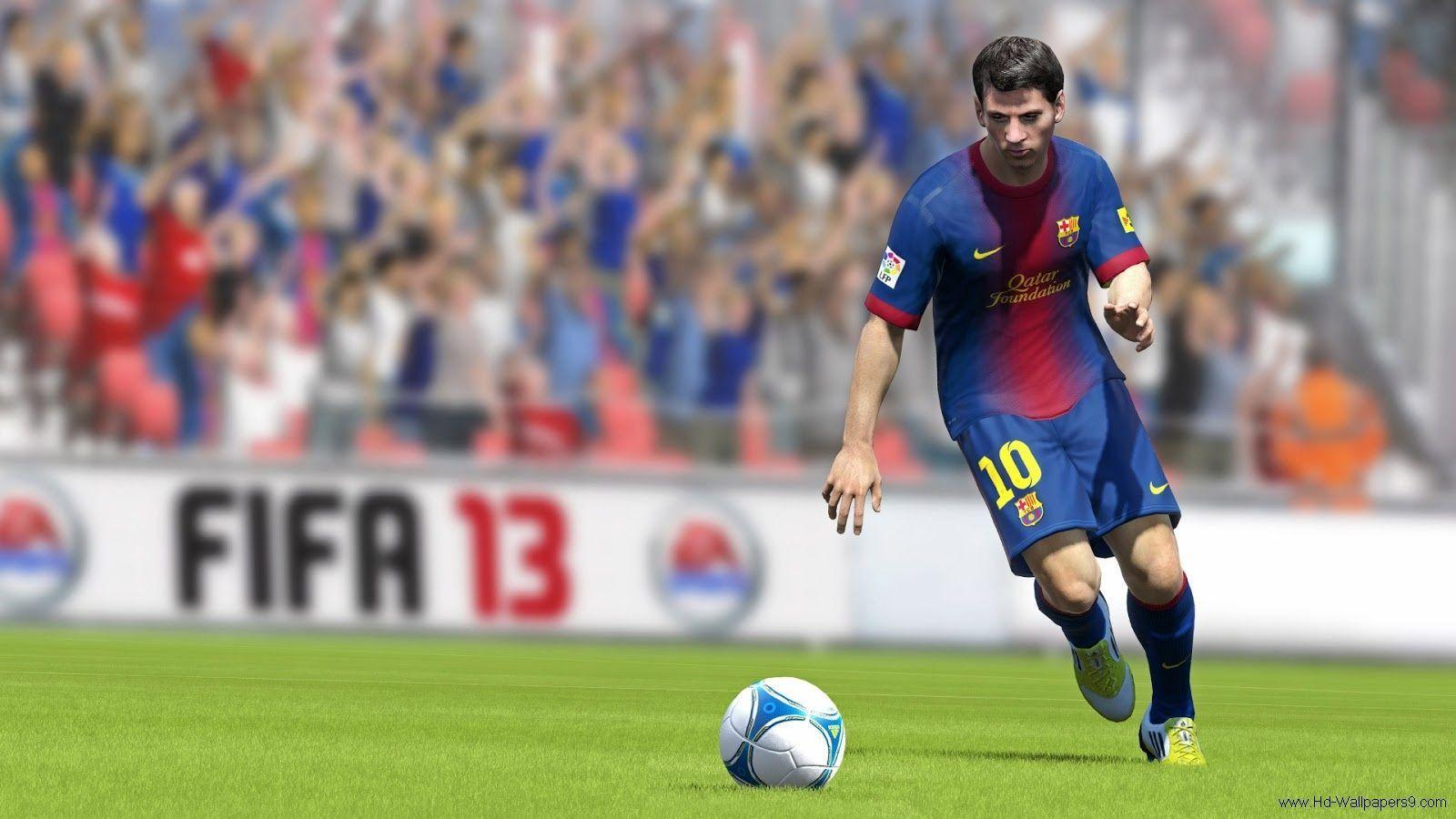 FIFA Zoom Background 2