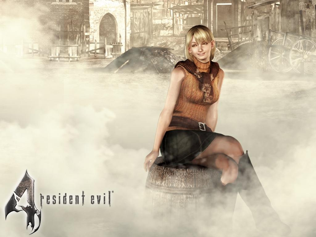 Resident Evil 4 [informacion,imágenes,música,wallpapers]