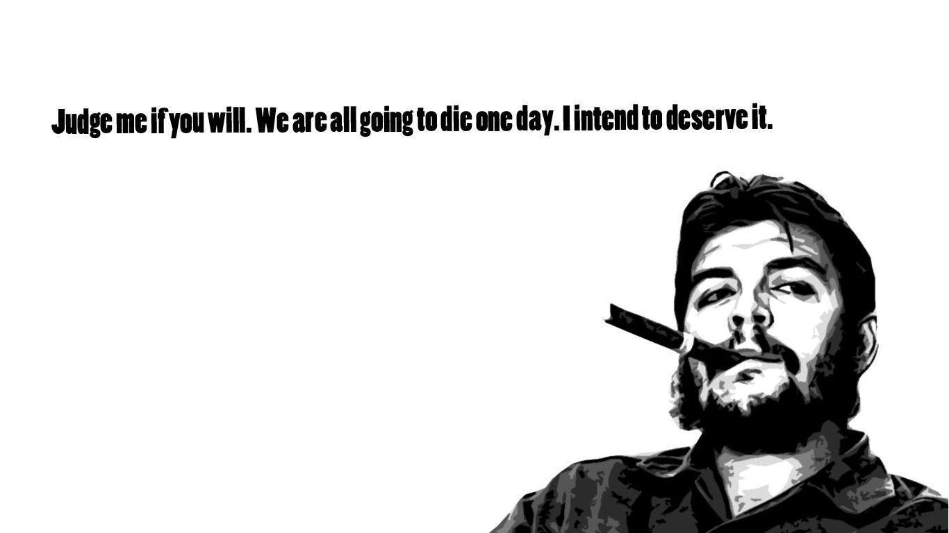 Quotes About Revolution Quotesgram: Che Guevara Wallpapers