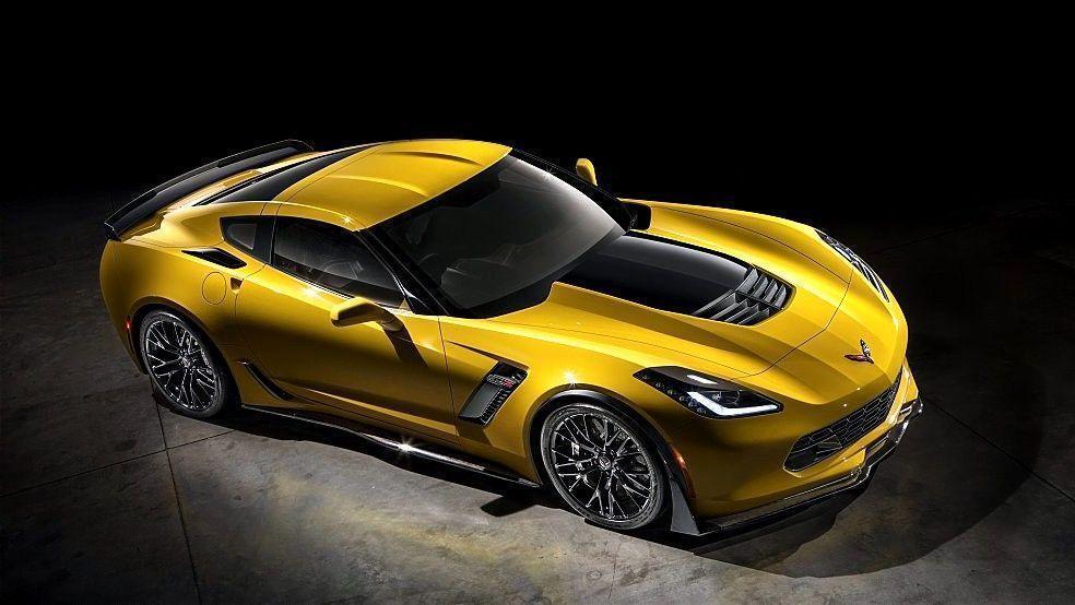 Corvette Stingray 2015 Wallpapers HD Wallpaper Cave