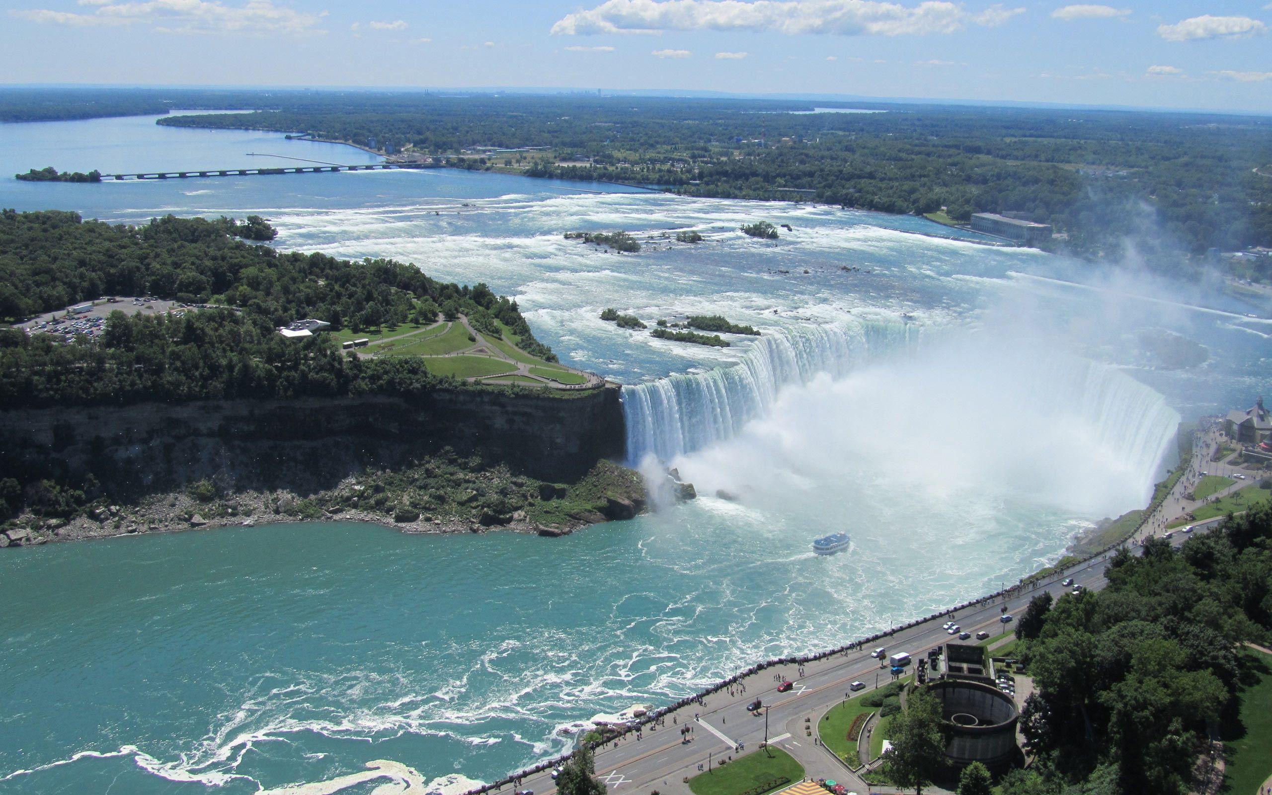 Ниагарский водопад картинка движущаяся