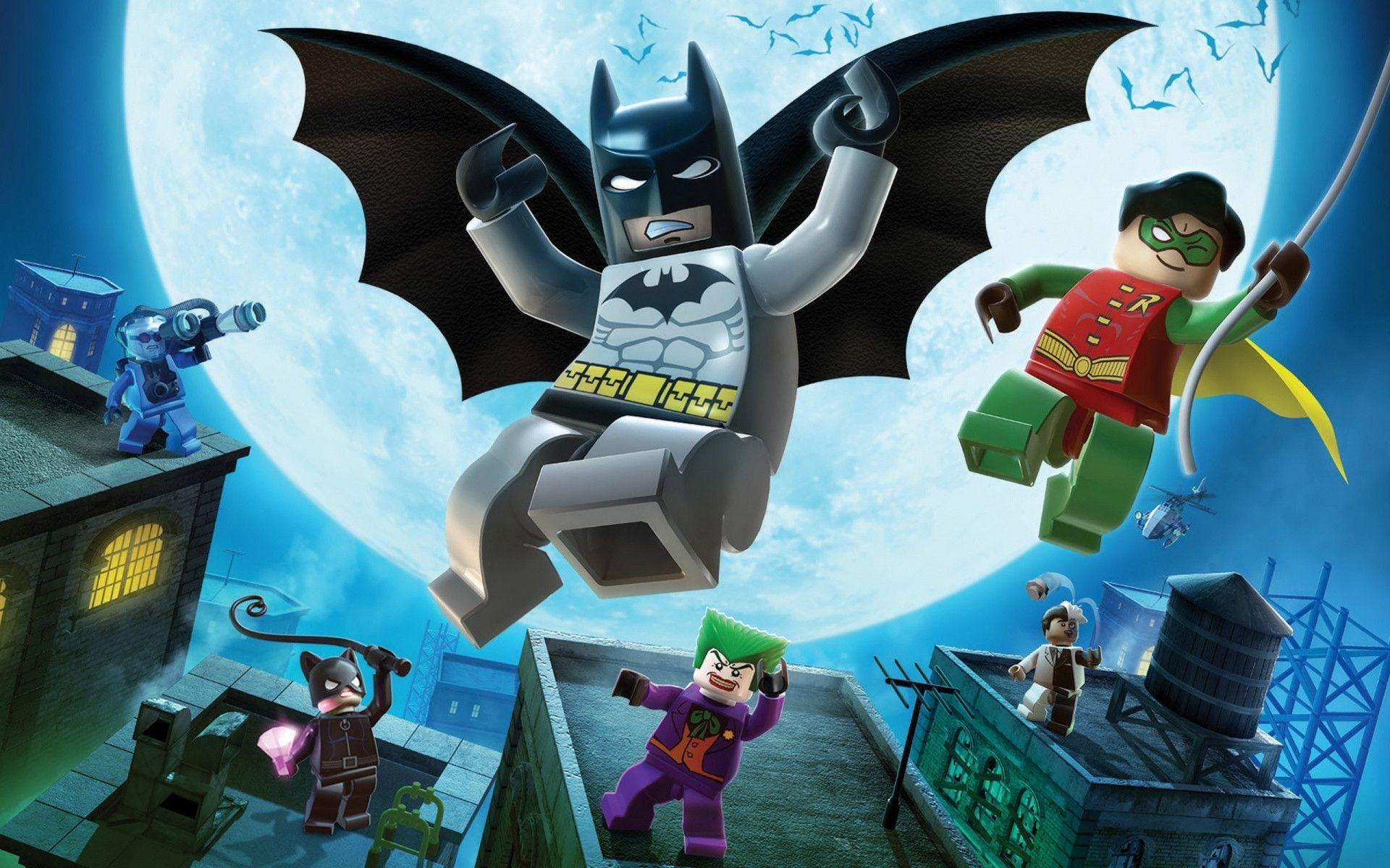 Lego Wallpaper Batman