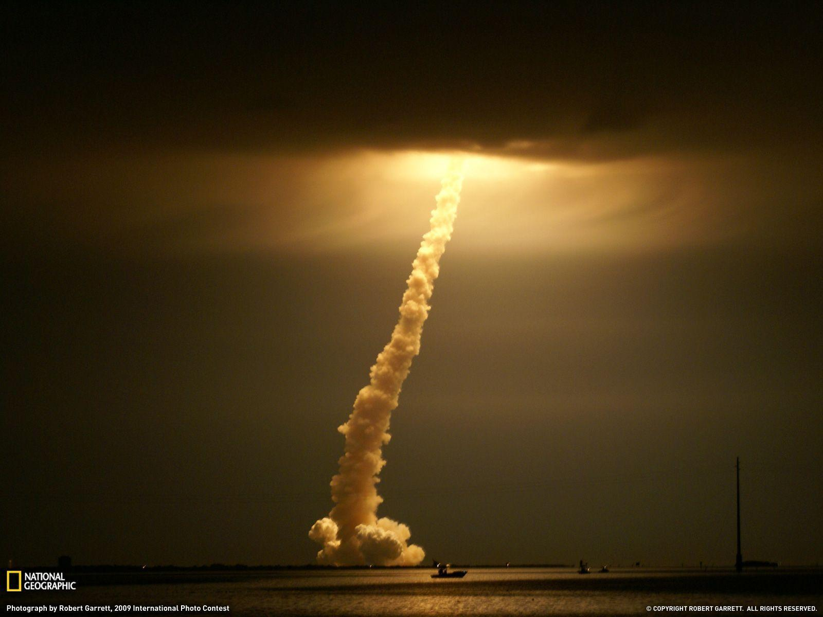 Endeavour Shuttle Launch Photo, Florida Wallpapers – National