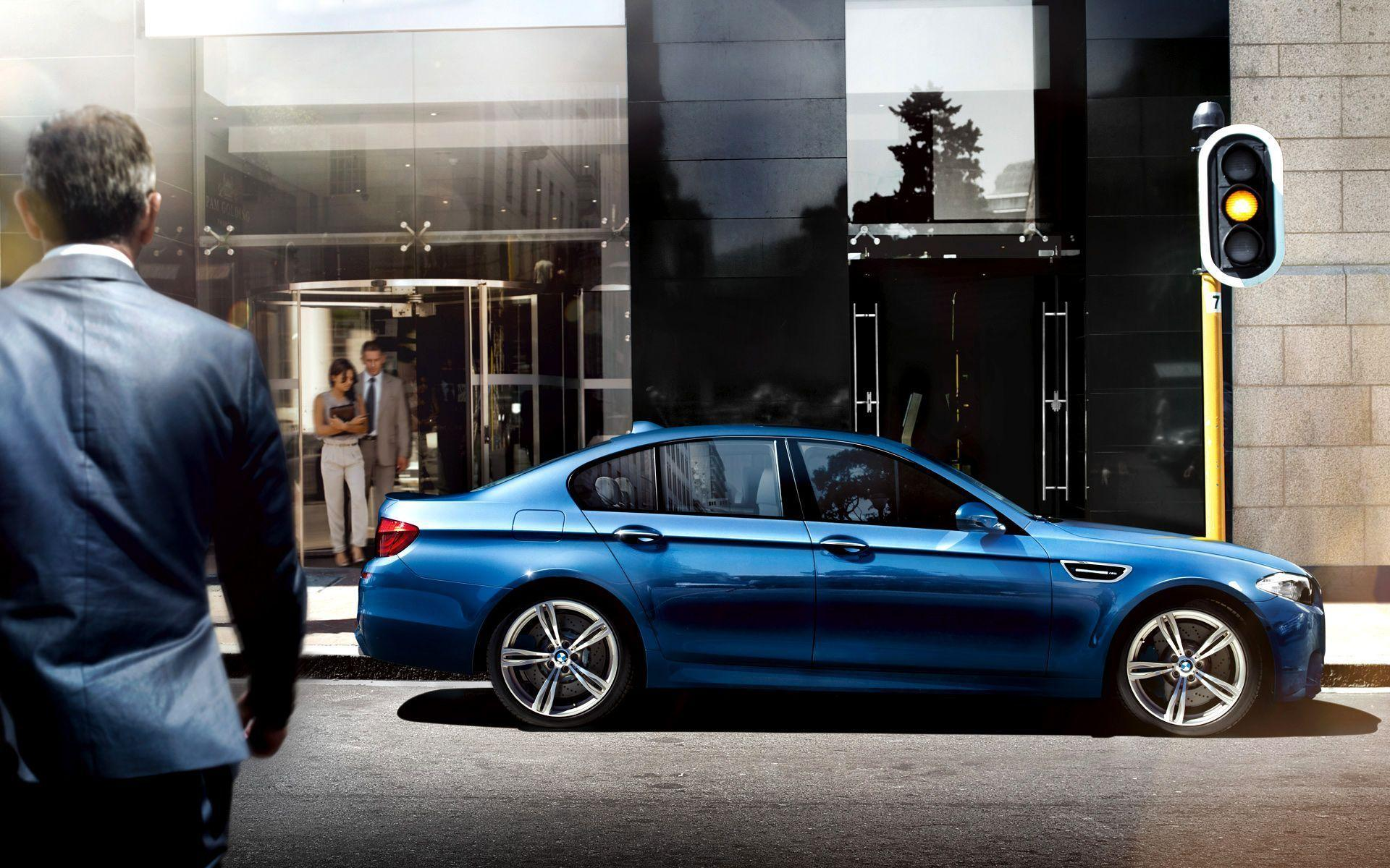 Wallpapers For > Bmw F10 M5 Wallpapers
