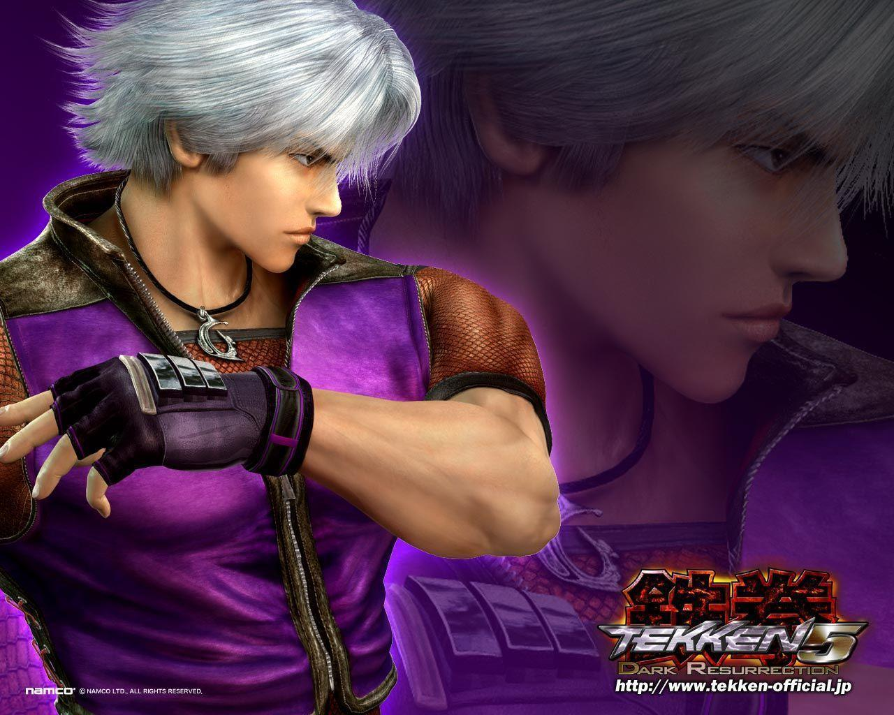 Dark Resurrection Wallpaper - Tekken Wallpaper (243889) - Fanpop