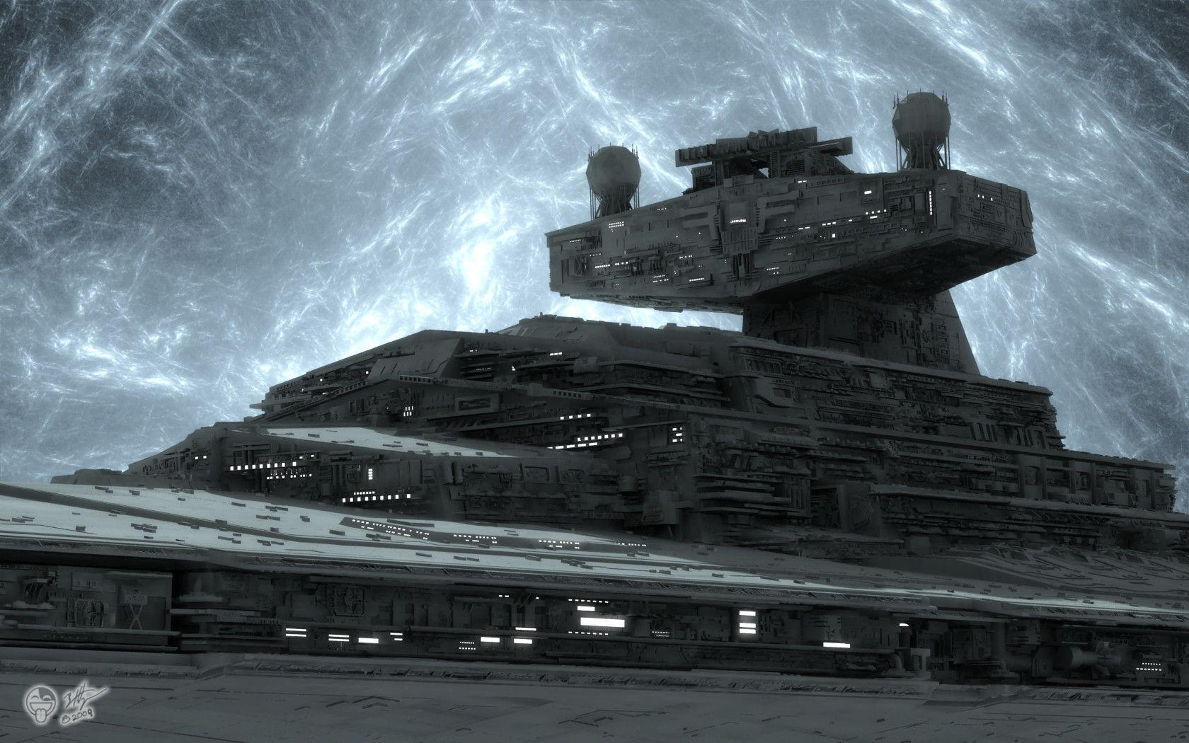 1680 × 1050 Star Destroyer Wallpapers