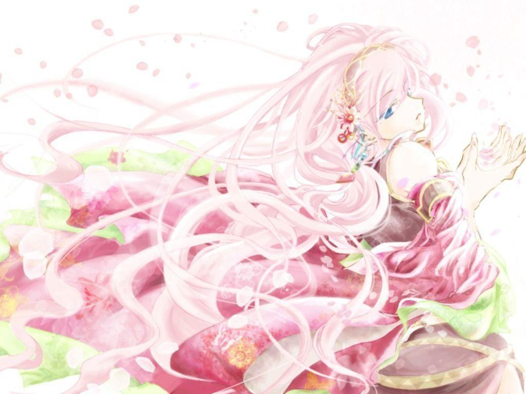Luka megurine wallpaper
