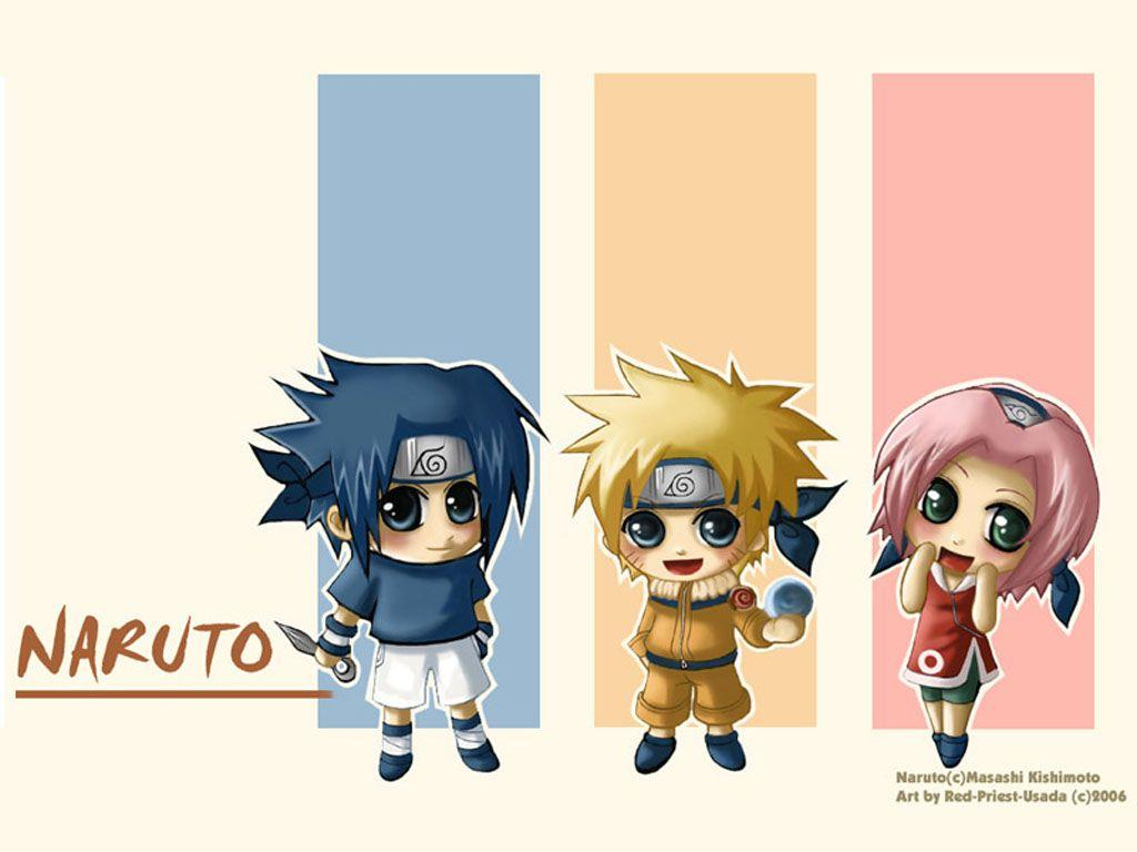Anime Chibi Naruto Wallpapers