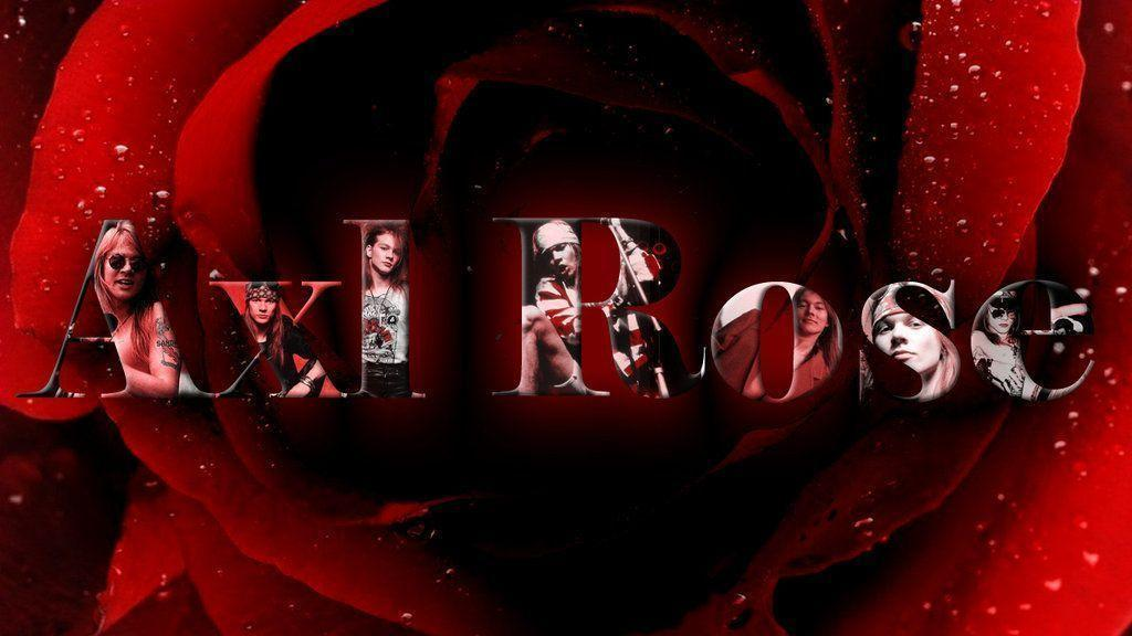 AXL ROSE WALLPAPER