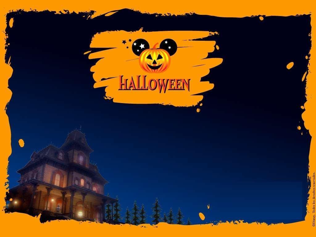 Disney Halloween Wallpaper Backgrounds - Wallpaper Cave
