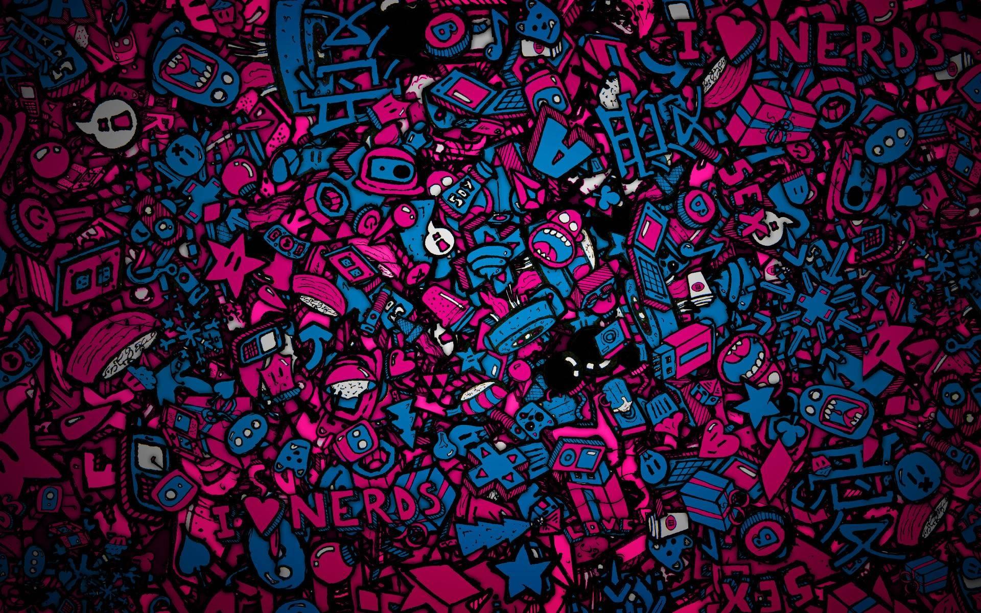 Free Nerd Love Wallpapers HD