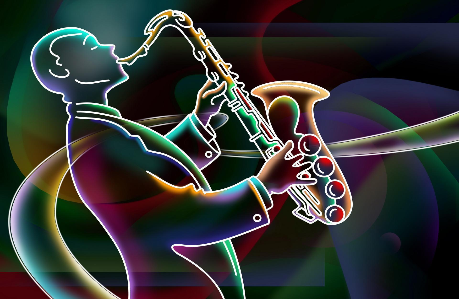 Saxophone HD Desktop Wallpapers for Widescreen, High Definition ...