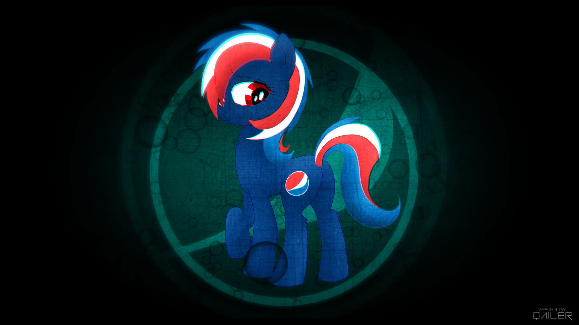 Commission: Pepsi mare Wallpapers by Qailer