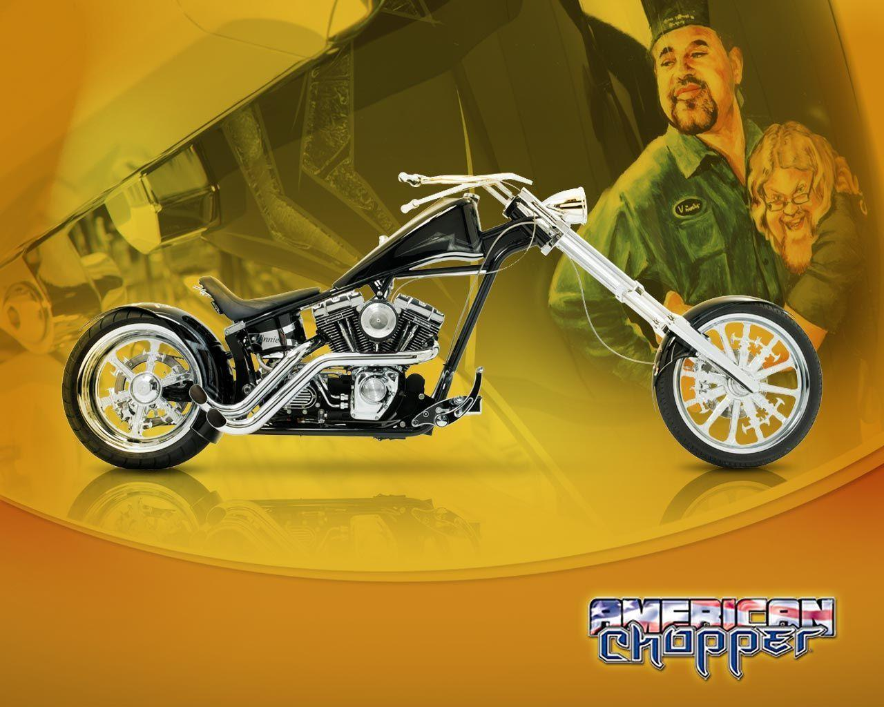 Occ Choppers Wallpapers - Wallpaper Cave