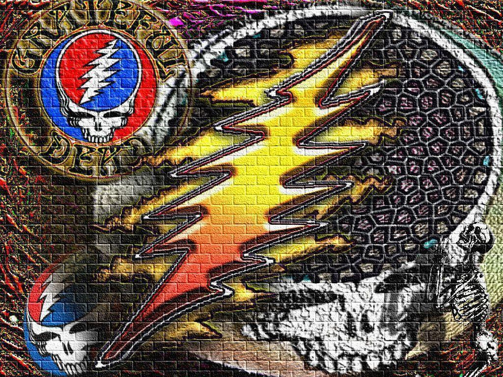 Grateful Dead Backgrounds Wallpaper Cave