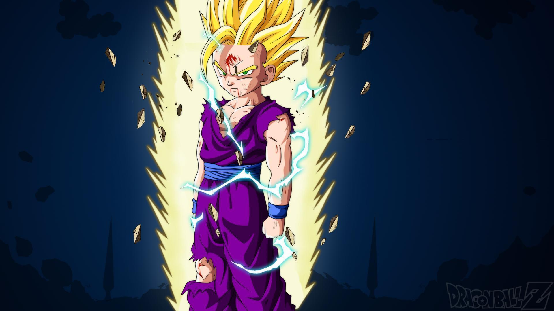 Ssj2 gohan wallpapers wallpaper cave - Dragon ball z gohan images ...
