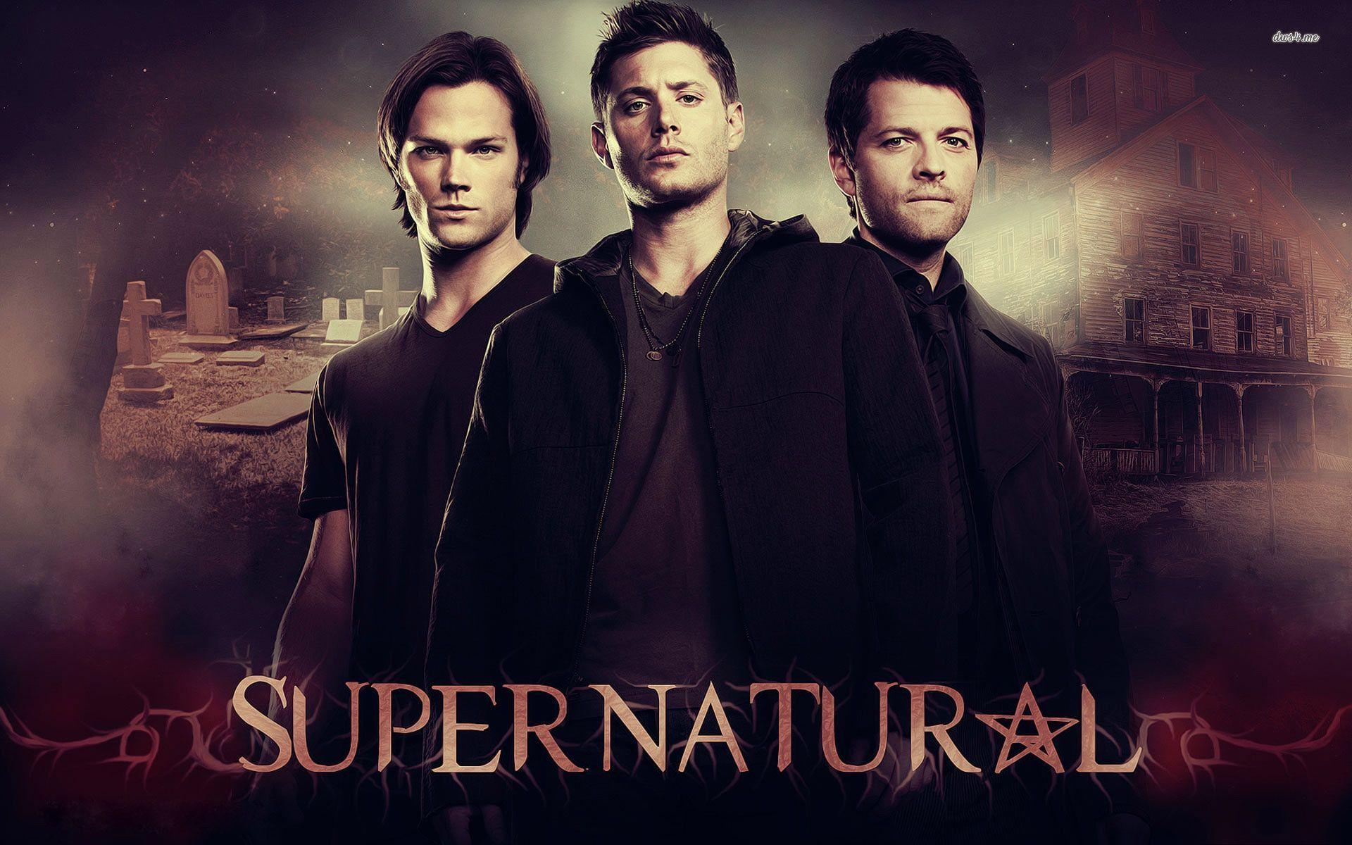 Supernatural Wallpapers Wallpaper Cave