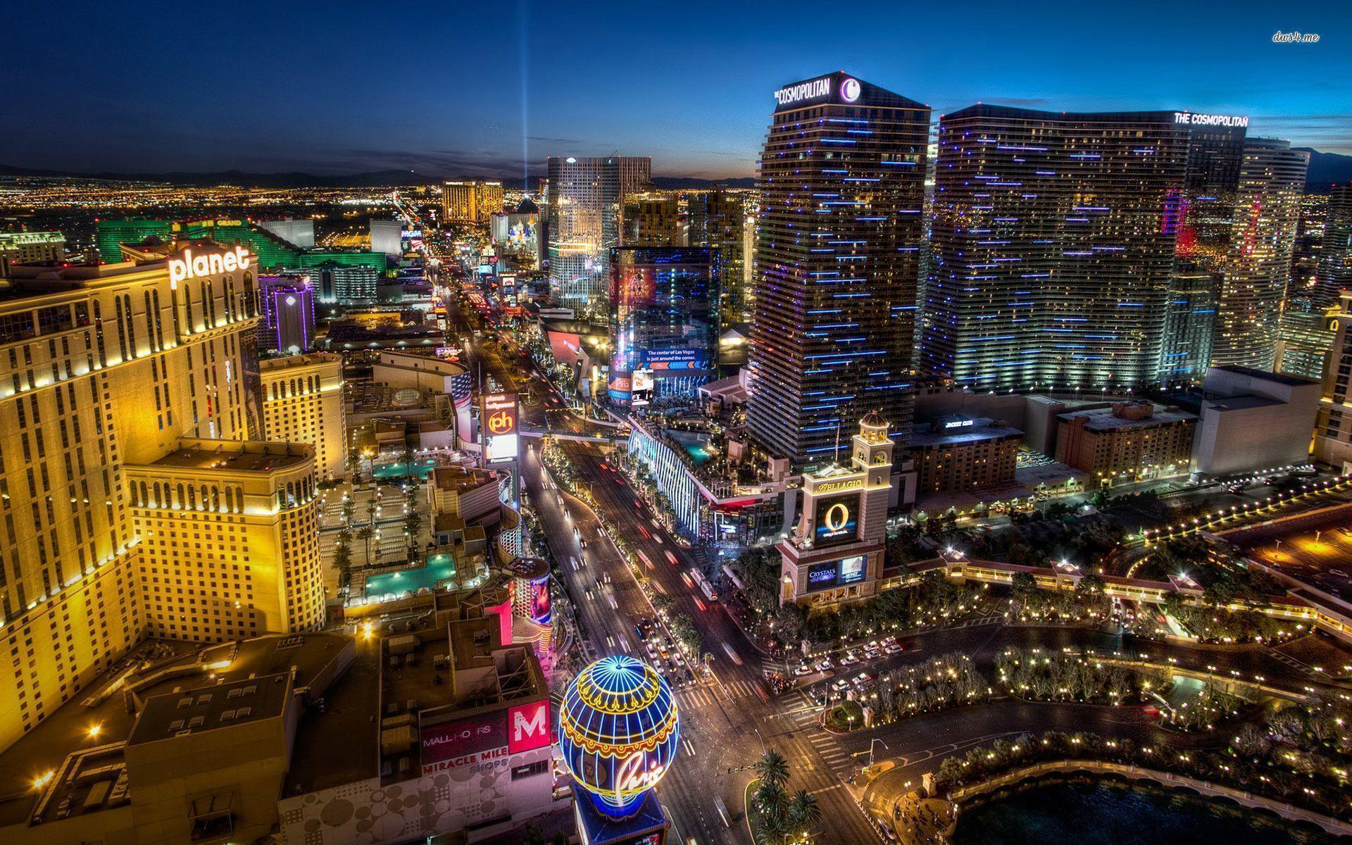 Las Vegas Desktop Wallpapers - Wallpaper Cave