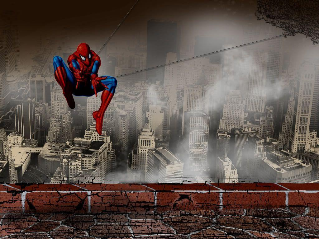 Spiderman Wallpapers and Backgrounds