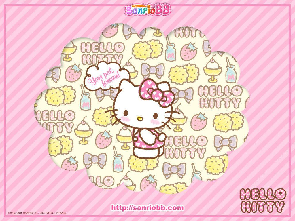 Hello Kitty Wallpapers For Tablet Wallpaper Cave