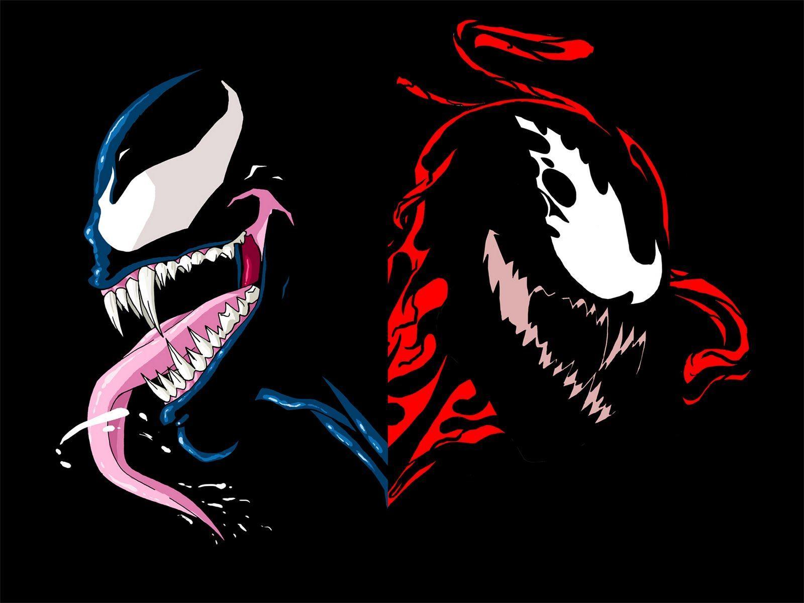 Venom Spiderman Wallpaper - WallpaperSafari