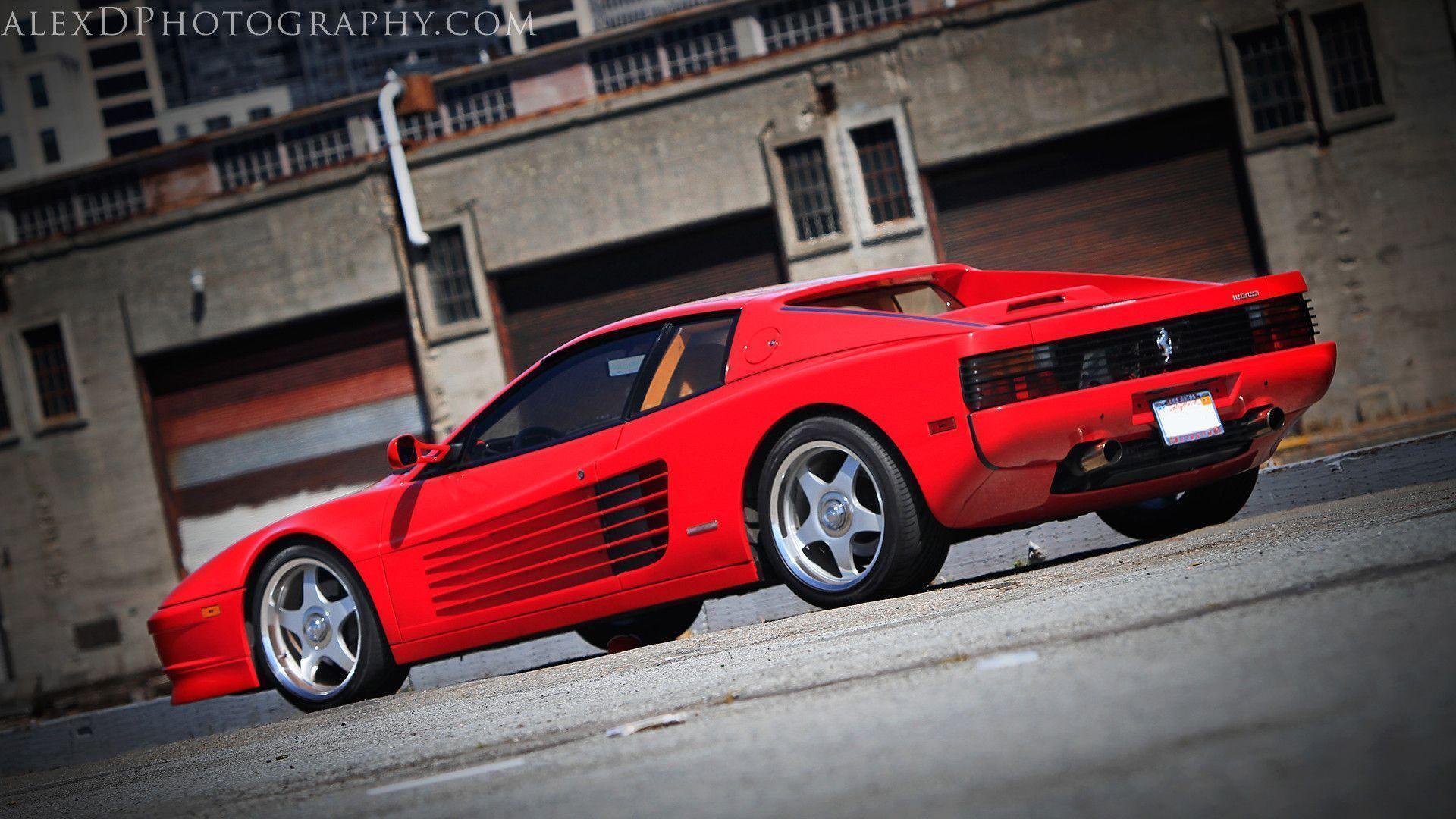 23+ Ferrari Testarossa Hd Wallpaper  Gif