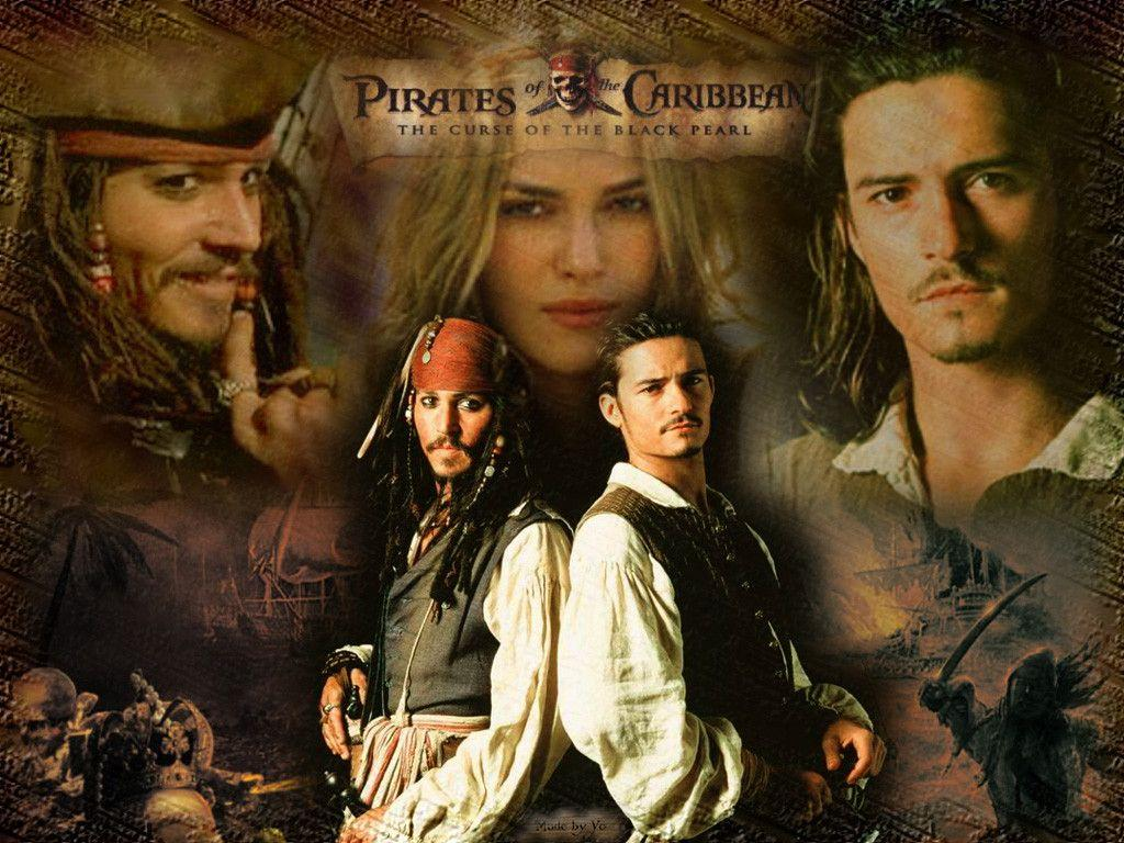 Pirates Of The Carribean Wallpapers